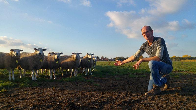 Pieter van Uden | Boer zorgboerderij de Elsburg