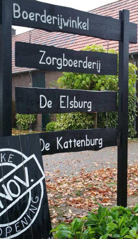 Zorgboerderij de Elsburg en zijn bewoners